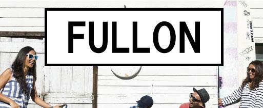 サングラスをかけている画像 FULLON